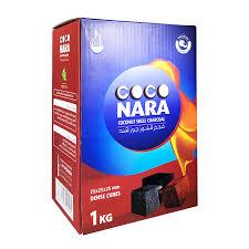 Coco Nara Natural Hookah Coals (72 Pieces - CUBES)