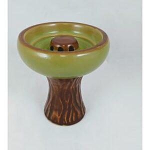 Glazed Vortex Hookah Bowl