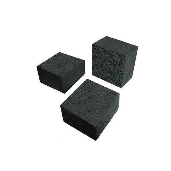 CharcoBlaze 150pcs FLATS Coconut Coals - 1.5 KG